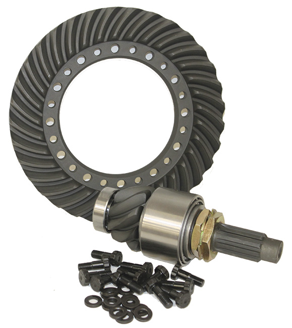 Picture of Winters QC 4.12 Ring & Pinion w/ Bearings