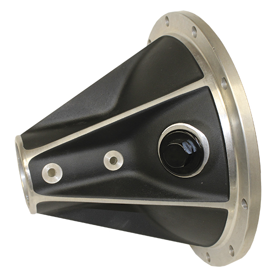 Picture of Winters QC Right Side Bell w/Inspection Plug - (Mag - Thermal Coated)