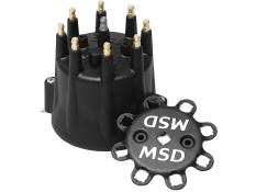 MSD Replacement Cap - Points Style - Black