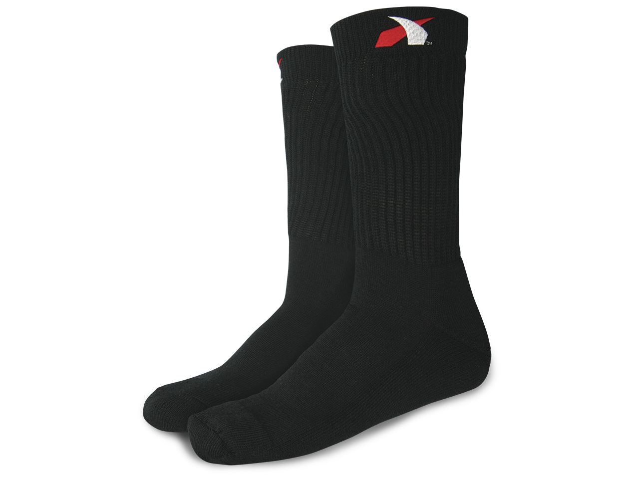 Impact Nomex Socks - Black - Medium