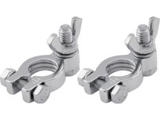 Picture of Quickcar Battery Terminals Top-Mount Nickel Plated Brass