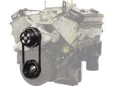 Picture of Jones SBC-Crate Serpentine Water Pump Drive Kit