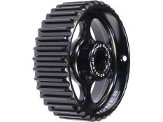 """Jones Radius Tooth HTD 40 Tooth Pulley - 1-1/4"""" Wide"""