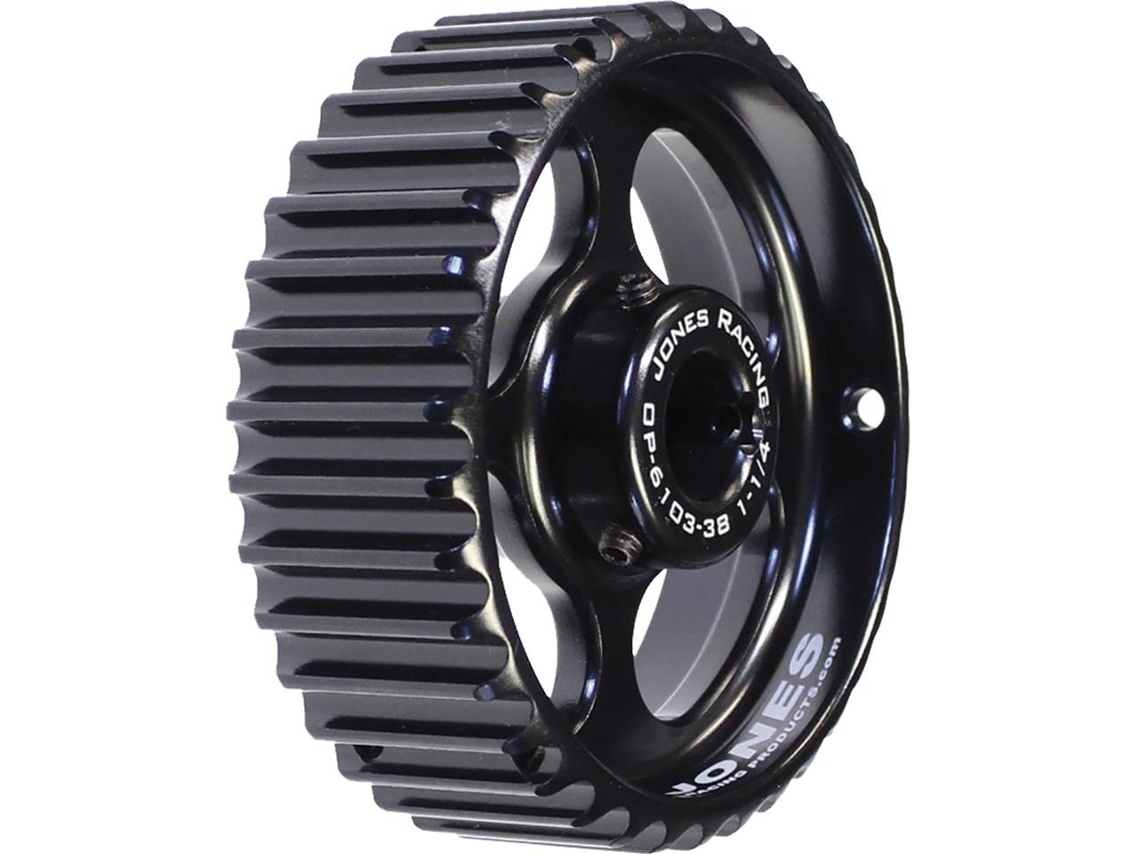 Picture of Jones Radius Tooth HTD Pulleys