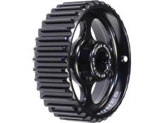 """Jones Radius Tooth HTD 38 Tooth Pulley - 1-1/4"""" Wide"""