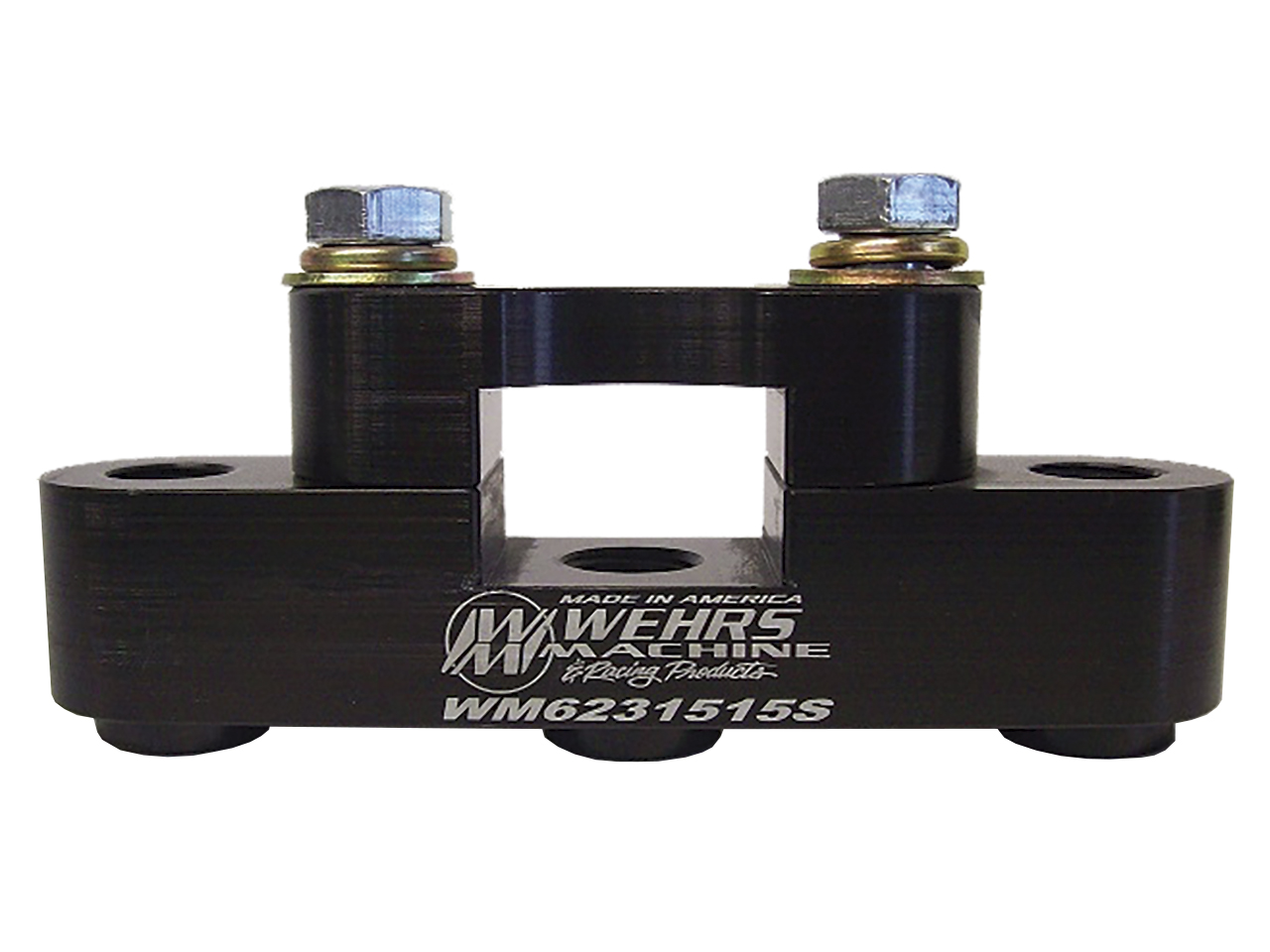 Wehrs 3 Hole Panhard Bar Frame Mount - 1-1/2""