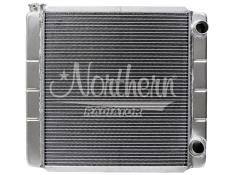 Picture of Northern 2 Row GM Double Pass Radiators