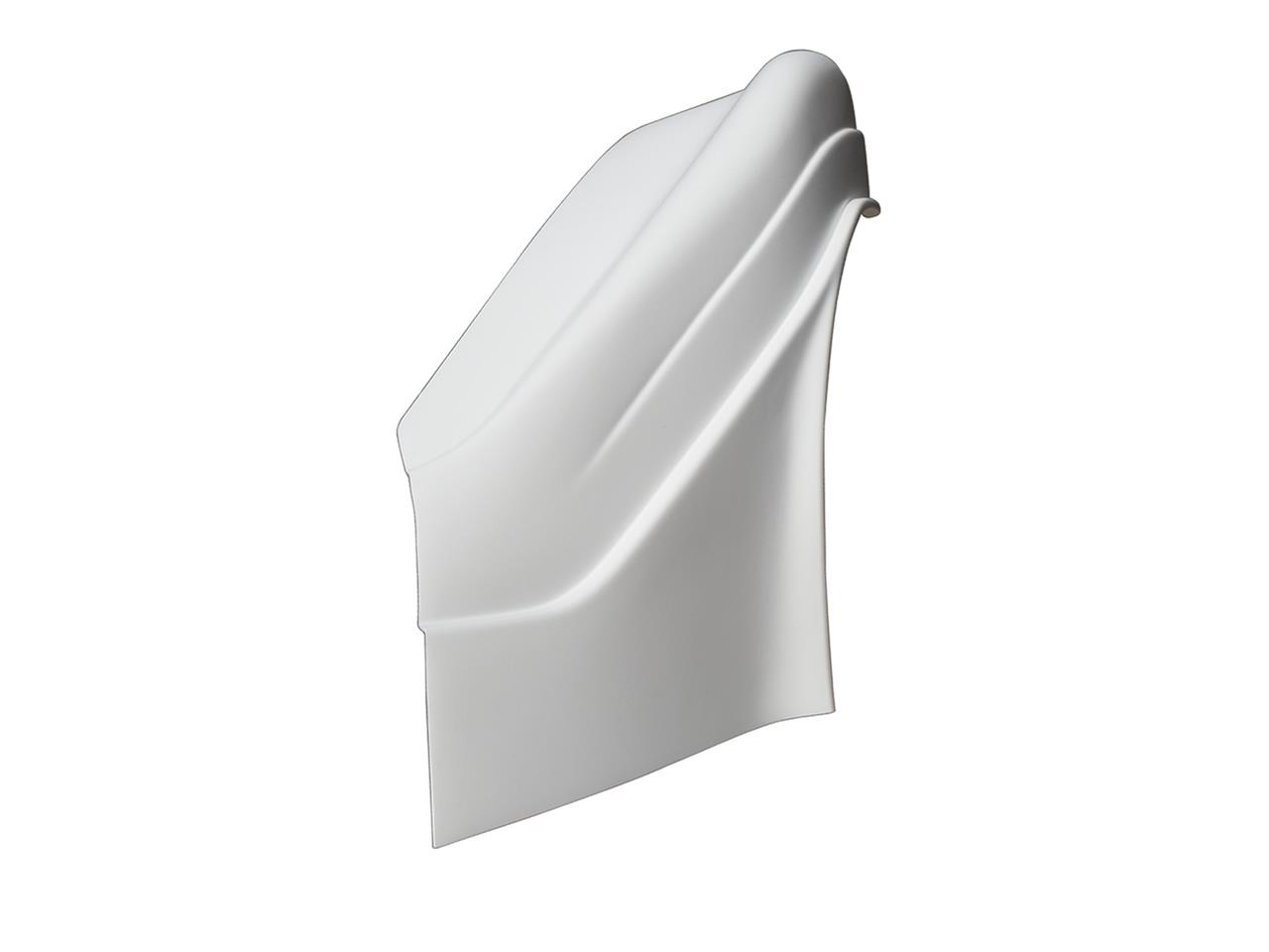 MD3 Evolution 2 Max Downforce Fender - (Left - White)