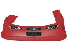 MD3 Evolution 2 Nose Kit - (Red - Chevy SS)
