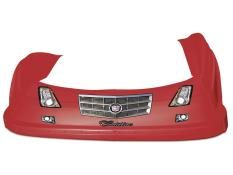 MD3 Evolution 2 Nose Kit - (Red - Cadillac)