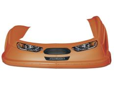 MD3 Evolution 2 Nose Kit - (Orange - Fusion)