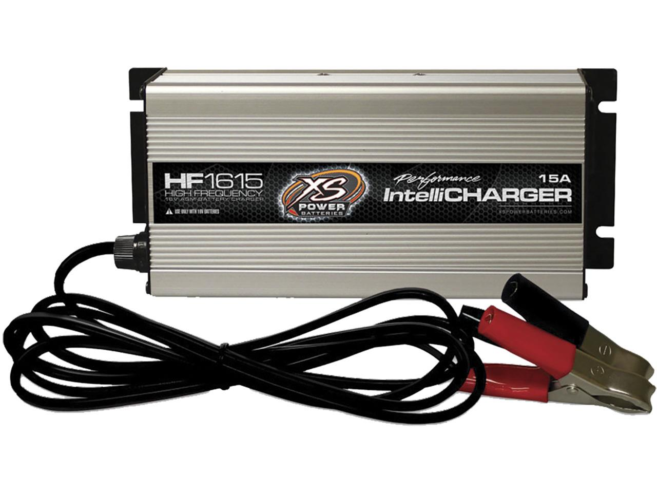Picture of XS Power 16V Battery High-Frequency Intellicharger - 15A
