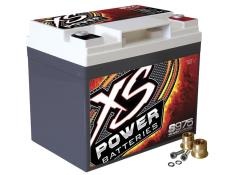 XS 12 Volt AGM Battery - Max Amps: 2100 CA 525