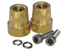 XS Power Brass Tall Post Adapters M6 - (Pair)