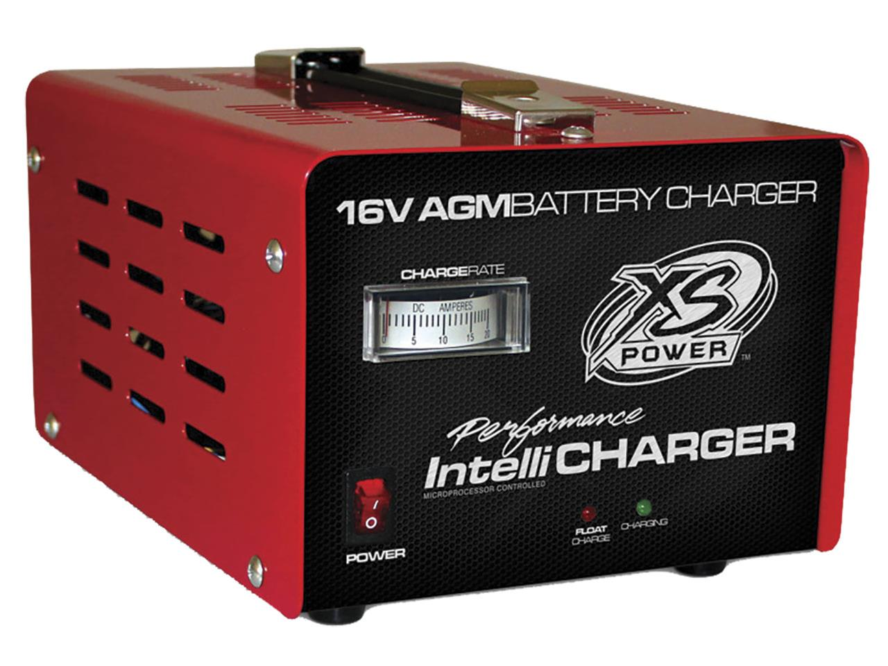 Picture of XS Power 16V Battery Intellicharger