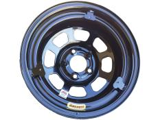 "Picture of Bassett 3-Tab Wheels (15""x8"")"