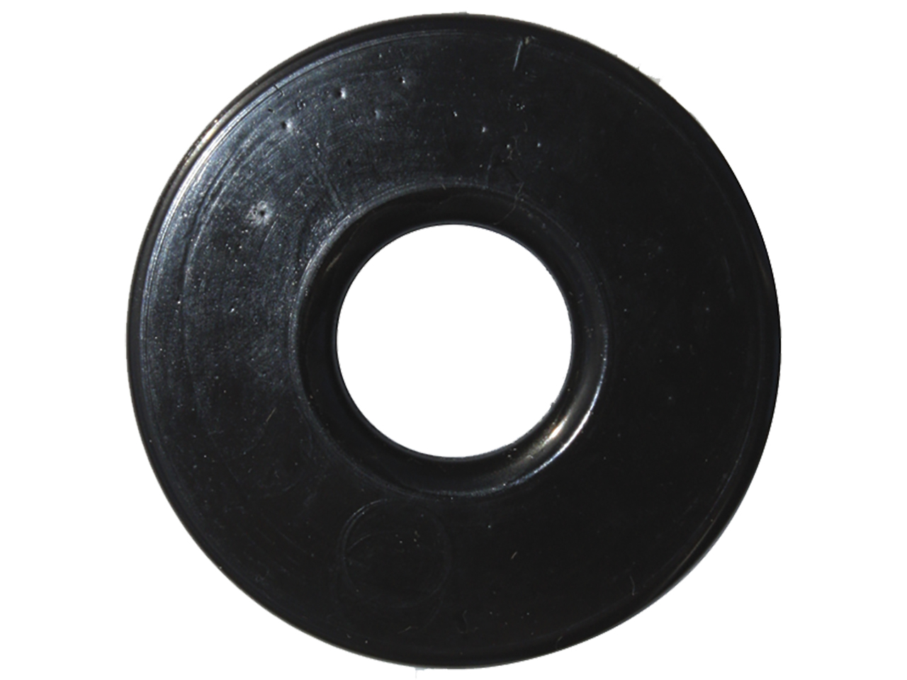 Picture of Wehrs Sleeve Style Pull Bar Puck - (Black - 90 Durometer)