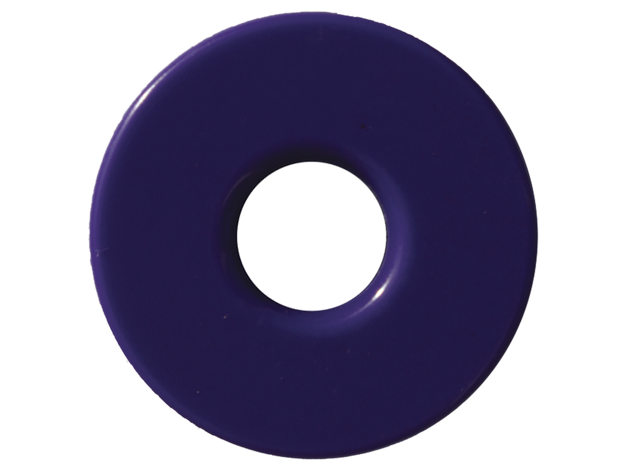 Picture of Wehrs Sleeve Style Pull Bar Puck - (Purple - 80 Durometer)