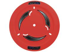 TruForm Vented Fluorescent Orange Plastic Wheel Cover KIT