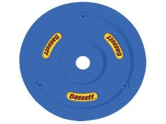 Bassett Plastic Wheel Cover and Bolt Kit - (Chevron Blue)