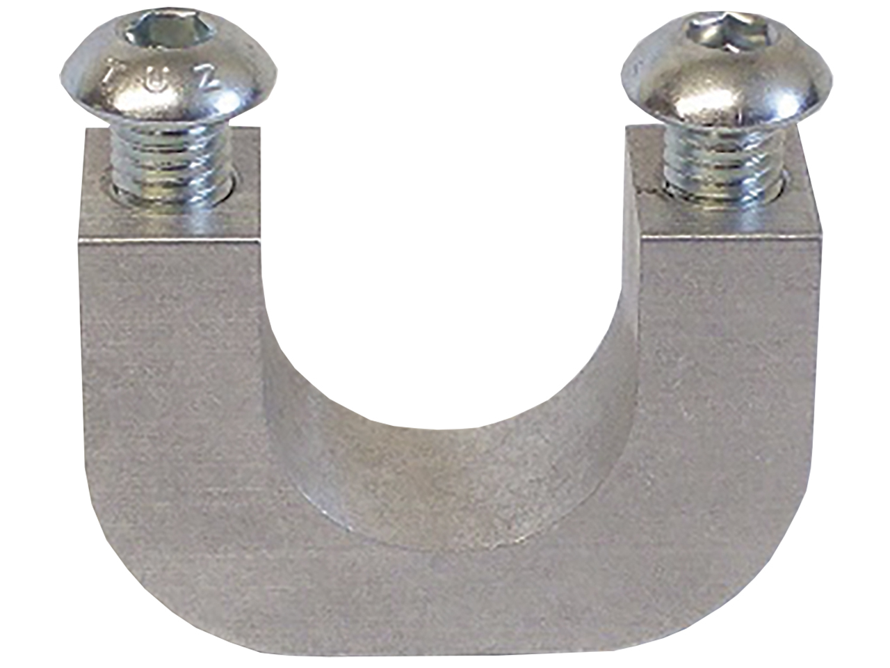 """Picture of Wehrs Door Bar Plate Clamp (1-1/2"""")"""