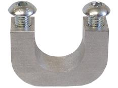 Picture of Wehrs Door Bar Plate Clamp
