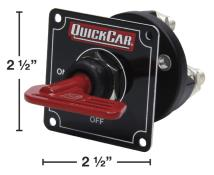 Picture of Quickcar Master Disconnect Switch - Waterproof