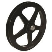 "Picture of KRC 6"" V-Belt Press On Power Steering Pulley ONLY"