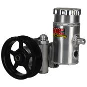 "KRC Elite Aluminum Pump w/ 4.2"" Serp. Pulley & Bolt on Tank"