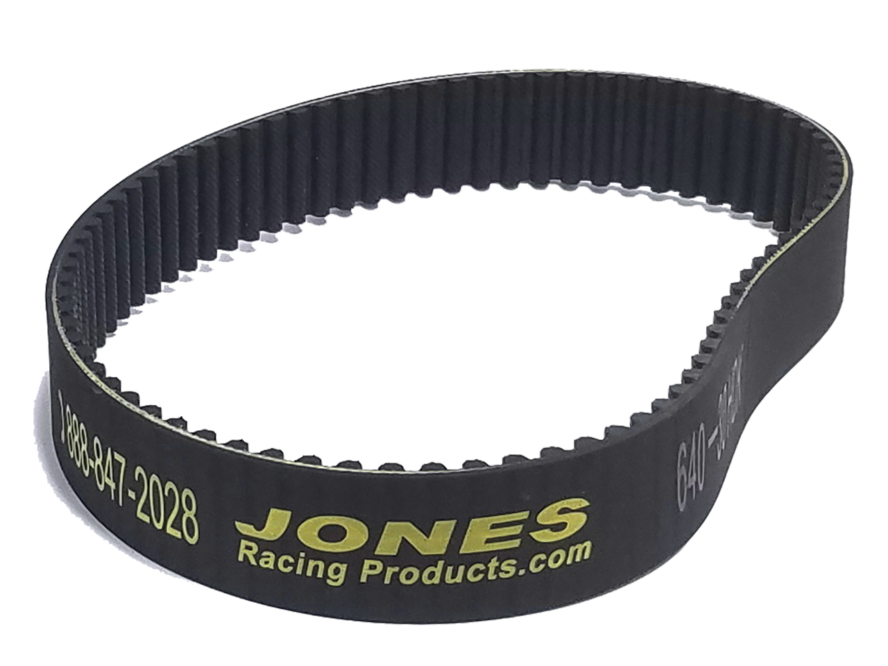 "Jones HTD Radius Tooth Belt - 22.7"" Long x 20mm"
