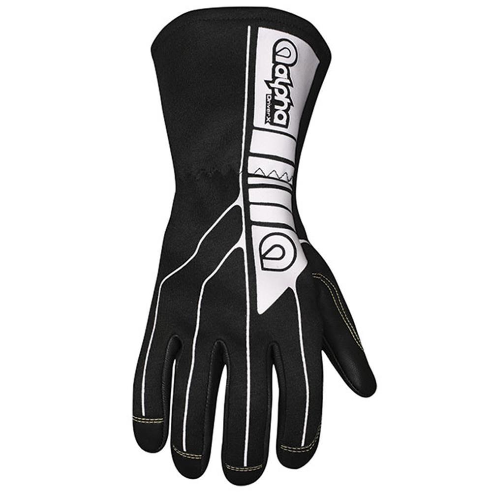 Driver X Gloves - Black - Small