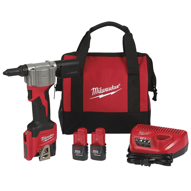 Picture of Milwaukee M12 Rivet Tool KIT