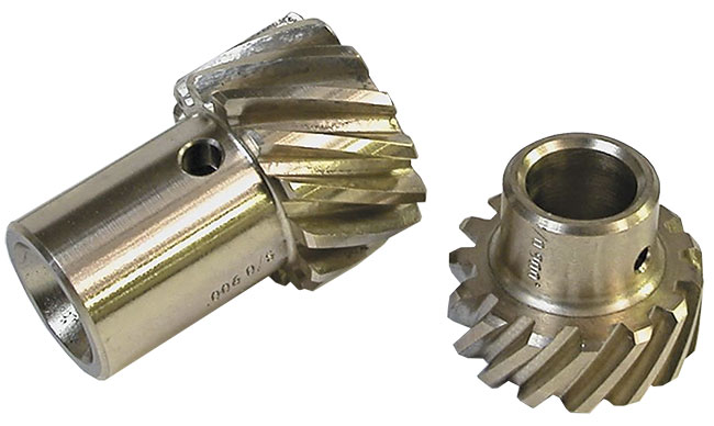 Picture of MSD Distributor Gear - Oversized Chevy