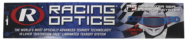 Picture of Racing Optics Perimeter Seal Tearoffs