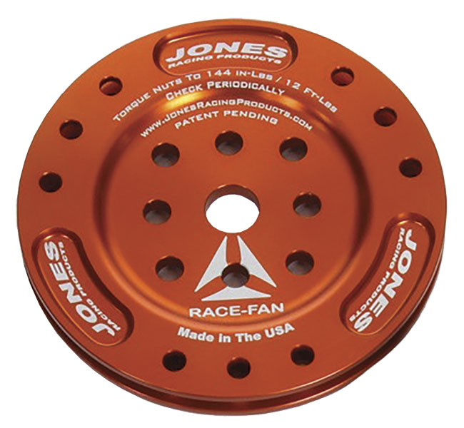 Picture of Jones Hustler Fan Replacement HUB