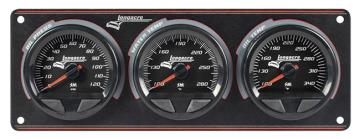 Longacre Waterproof SMI 3 Gauge Panel - (OP/WT/OT)
