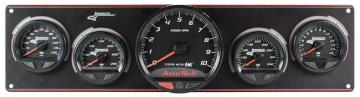 "Picture of Longacre SMI Elite Waterproof Gauges w/ 4.5"" Tach"