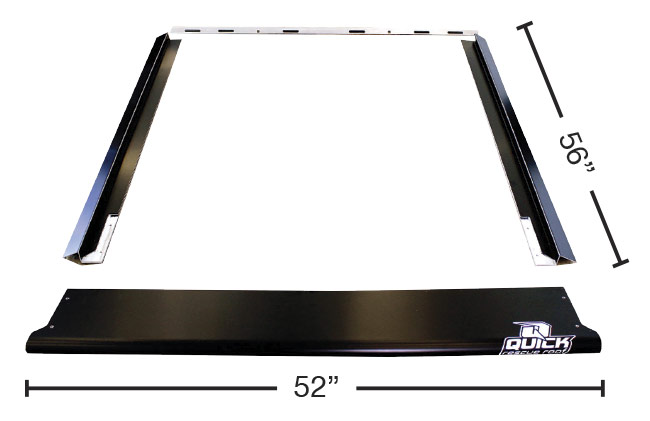 Quick Rescue Roof - Modified - Flat Black