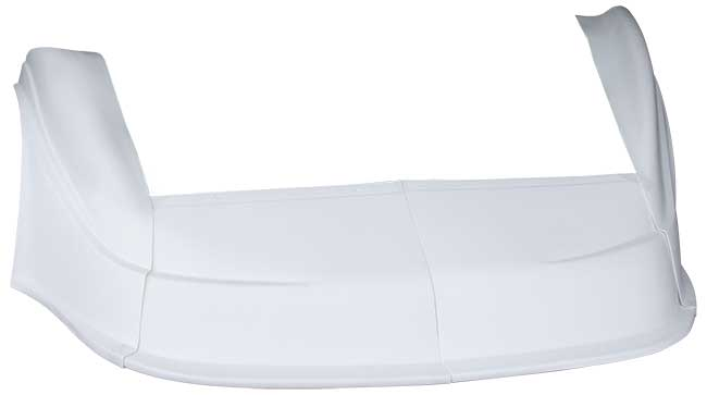 MD3 Gen 2 Nose/Fender Kit - RF Flat - (White - No Decals)