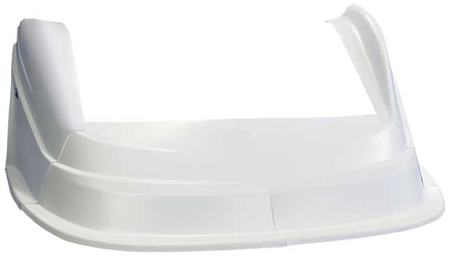 MD3 Evo 1 Nose-Fender Kit - Flat RF - (White-No Decals)