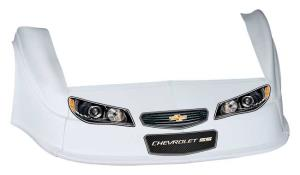 MD3 Gen 2 Nose/Fender/Decal Kit - Flat RF - (White-Chevy SS)