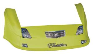 MD3 Gen 2 Nose-Fender-Decal Kit- Flat RF - (Yellow-Cadillac)