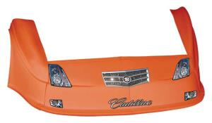 MD3 Gen 2 Nose/Fender/Decal Kit- Flat RF - (Orange-Cadillac)