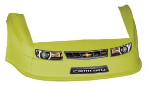 MD3 Gen 2 Nose-Fender-Decal Kit - Flat RF - (Yellow-Camaro)