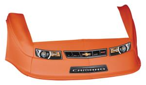 MD3 Gen 2 Nose-Fender-Decal Kit - Flat RF - (Orange-Camaro)