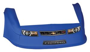 MD3 Gen 2 Nose-Fender-Decal Kit - Flat RF - (CB-Camaro)