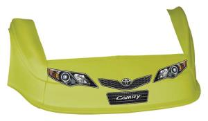 MD3 Gen 2 Nose-Fender-Decal Kit - Flat RF - (Yellow-Camry)