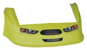 MD3 Gen 2 Nose-Fender-Decal Kit - Flat RF -(Yellow-Fusion)