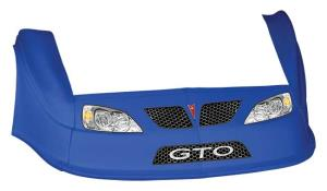 MD3 Gen 2 Nose-Fender-Decal Kit - Flat RF - (CB-GTO)