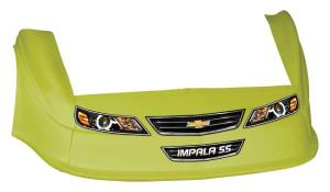 MD3 Gen 2 Nose/Fender/Decal Kit - Flat RF -(Yellow-Impala)